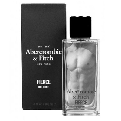 Fierce by Abercrombie & Fitch for Men 3.4 oz Cologne Spray