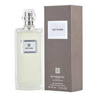 Vetyver by Givenchy for Men 3.3oz Eau De Toilette Spray