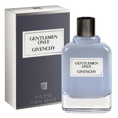 Gentlemen Only by Givenchy for Men 3.3 oz Eau De Toilette Spray