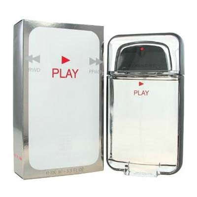 Play by Givenchy for Men 3.4 oz Eau De Toilette Spray
