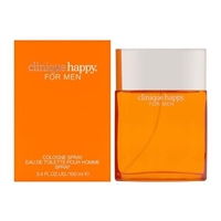 Happy by Clinique for Men 3.4 oz Cologne Spray