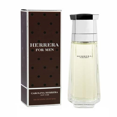 Herrera by Carolina Herrera for Men 6.7 oz Eau De Toilette Spray