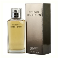 Horizon by Zino Davidoff for Men 4.2oz Eau De Toilette Spray