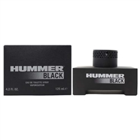 Hummer Black by Hummer for Men 4.2 oz  Eau De Toilette Spray