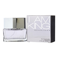 I Am King by Sean John for Men 1.7oz Eau De Toilette Spray