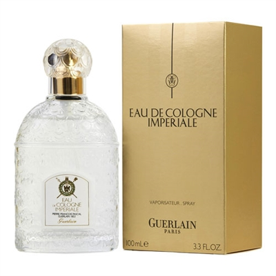 Imperiale by Guerlain for Men 3.4 oz Eau De Cologne Spray