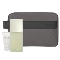 L'eau D'issey by Issey Miyake Men 3 Piece Gift Set