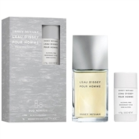 L'eau D'issey Fraiche by Issey Miyake for Men 2 Piece Set