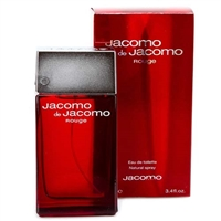 Rouge by Jacomo for Men 3.4 oz Eau De Toilette Spray