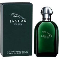 Jaguar Green by Jaguar for Men 3.4 oz Eau De Toilette Spray