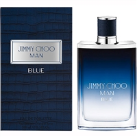 Man Blue by Jimmy Choo for Men 3.3oz Eau De Toilette Spray