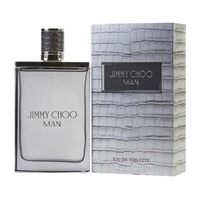 Man by Jimmy Choo for Men 3.3oz Eau De Toilette Spray