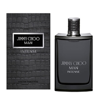 Jimmy Choo Man Intense by Jimmy Choo for Men 3.3oz Eau De Toilette Spray