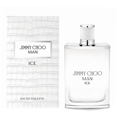 Man Ice by Jimmy Choo for Men 3.3oz Eau De Toilette Spray