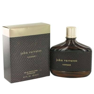 John Varvatos Vintage by John Varvatos for Men 4.2 oz Eau De Toilette Spray