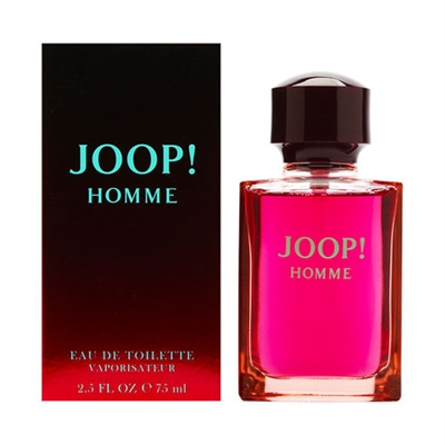 Joop! Homme by Joop for Men 2.5oz Eau De Toilette Spray