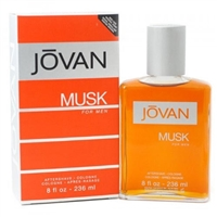 Jovan Musk by Jovan for Men 8.0oz After Shave / Cologne