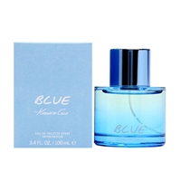 Blue by Kenneth Cole for Men 3.4oz Eau De Toilette Spray