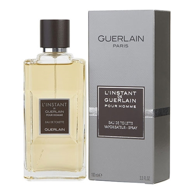 L'instant De Guerlain by Guerlain for Men 3.3oz Eau De Toilette Spray
