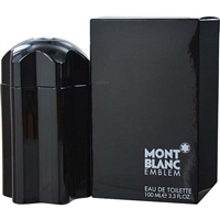 Emblem by Mont Blanc for Men 3.3oz / 100ml Eau De Toilette Spray