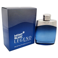Mont Blanc Legend Special Edition 2012 by Monc Blanc for Men 3.3oz  Eau De Toilette Spray