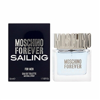 Moschino Forever Sailing by Moschino for Men 1.7oz Eau De Toilette Spray