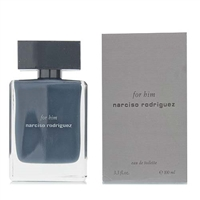 Narciso Rodriguez for Him by Narciso Rodriguez for Men 3.3 oz Eau De Toilette Spray