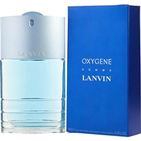 Oxygene Homme by Lanvin for Men 3.4 oz Eau De Toilette Spray
