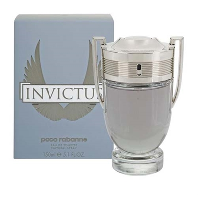 Invictus by Paco Rabanne for Men 5.1oz Eau De Toilette Spray