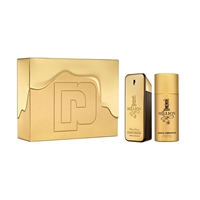 One Million by Paco Rabanne for Men 2 Piece Set