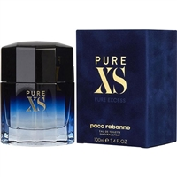 Pure XS by Paco Rabanne for Men 3.4oz Eau De Toilette Spray
