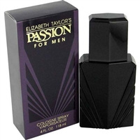 Passion by Elizabeth Taylor for Men 4.0 oz Cologne Spray