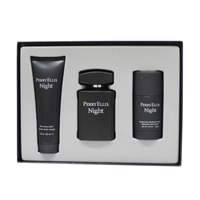 Perry Ellis Night by Perry Ellis for Men 3 Piece Gift Set