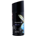 Playboy Malibu 24h Deodorant Body Spray for Men 5.0 oz / 150ml