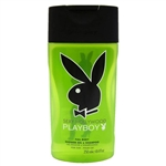 Playboy Sexy Hollywood Full Body Shower Gel & Shampoo 8.4oz / 250ml
