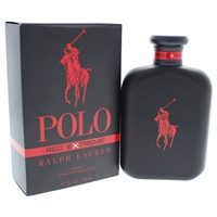 Polo Red Extreme by Ralph Lauren for Men 4.2oz Eau De Parfum Spray