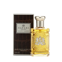 Safari by Ralph Lauren for Men 2.5oz Eau De Toilette Spray