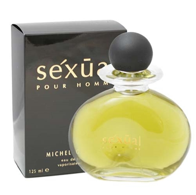 Sexual Pour Homme by Michael Germain for Men 4.2 oz Eau De Toilette Spray