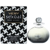 Very Sexual by Michel Germain for Men 4.2oz Eau De Toilette Spray