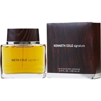 Signature by Kenneth Cole for Men 3.4oz Eau De Toilette Spray