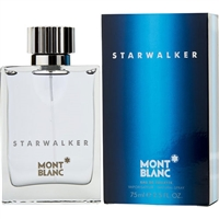 Starwalker by Mont Blanc for Men 2.5 oz Eau De Toilette Spray
