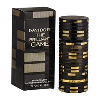 The Brilliant Game by Zino Davidoff for Men 2.0oz Eau De Toilette Spray