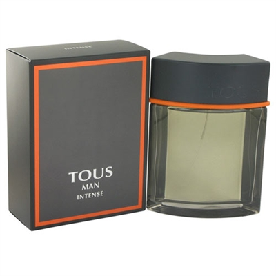 Tous Intense by Tous for Men 3.4oz Eau De Toilette Spray