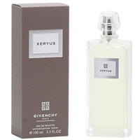 Xeryus by Givenchy for Men 3.4 oz Eau De Toilette Spray