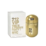 212 VIP by Carolina Herrera for Women 1.7 oz Eau De Parfum Spray