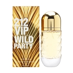 212 VIP Wild Party by Carolina Herrera for Women 2.7oz Eau De Toilette Spray