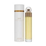 360 by Perry Ellis for Women 3.4 oz Eau De Toilette Spray