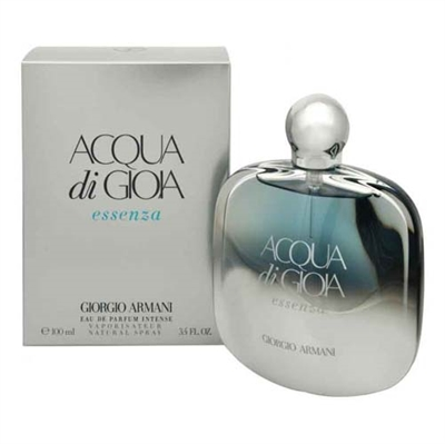 Acqua Di Gioia Essenza by Giorgio Armani for Women 3.4oz Eau De Parfum Intense Spray