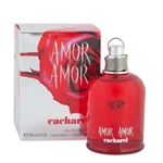 Amor Amor by Cacharel for Women 3.4 oz Eau De Toilette Spray