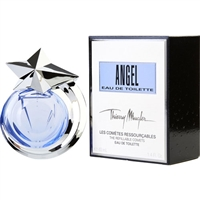 Angel The Refillable Comets by Thierry Mugler for Women 1.4oz Eau De Toilette Spray